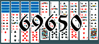Solitaire №69650