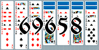 Solitaire №69658