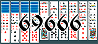Solitaire №69666