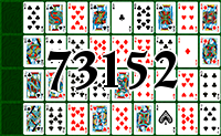 Solitaire №73152