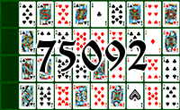 Solitaire №75092