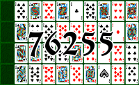 Solitaire №76255