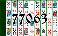 Solitaire №77063