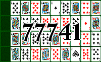 Solitaire №77741