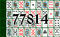 Solitaire №77814