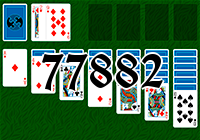 Solitaire №77882