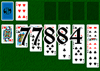 Solitaire №77884