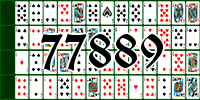 Solitaire №77889