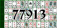 Solitaire №77913