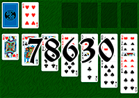 Solitaire №78630