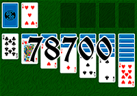 Solitaire №78700