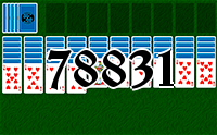 Solitaire №78831