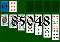 Solitaire №85048