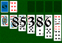 Solitaire №85386