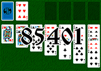 Solitaire №85401