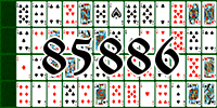 Solitaire №85886