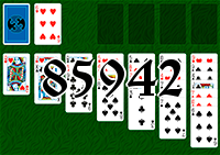 Solitaire №85942