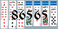 Solitaire №86565