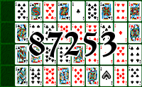 Solitaire №87253