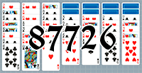 Solitaire №87726