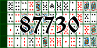 Solitaire №87730