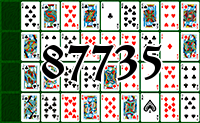 Solitaire №87735