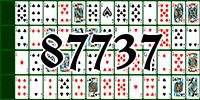 Solitaire №87737