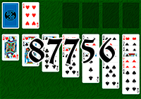 Solitaire №87756