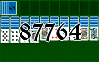 Solitaire №87764