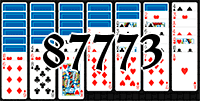 Solitaire №87773