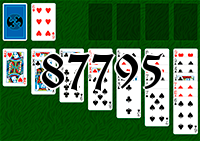 Solitaire №87795
