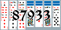 Solitaire №87933