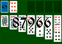 Solitaire №87966