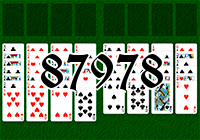 Solitaire №87978