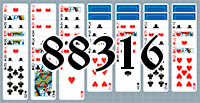 Solitaire №88316