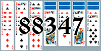 Solitaire №88347