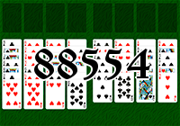 Solitaire №88554