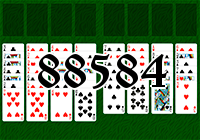 Solitaire №88584