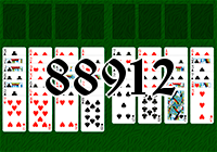 Solitaire №88912