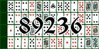 Solitaire №89236