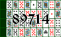 Solitaire №89714