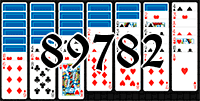 Solitaire №89782