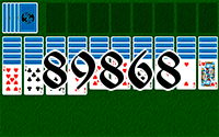 Solitaire №89868
