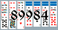 Solitaire №89984