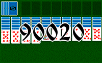 Solitaire №90020