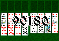 Solitaire №90180
