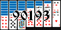 Solitaire №90193