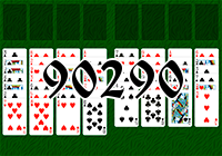 Solitaire №90290