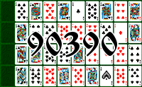 Solitaire №90390