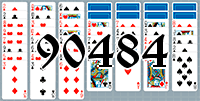 Solitaire №90484